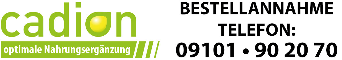 Cadion Nahrungsergänzung-Logo