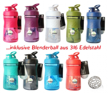 Blender bottle Sportmixer 20 oz 590ml
