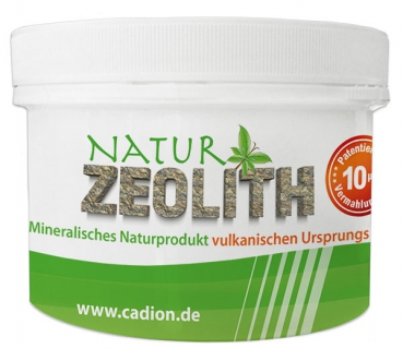 Natur Zeolith 150 g Dose